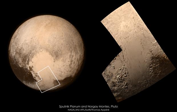 Image Credit: NASA/JHU-APL/SwRI/Thomas Appéré