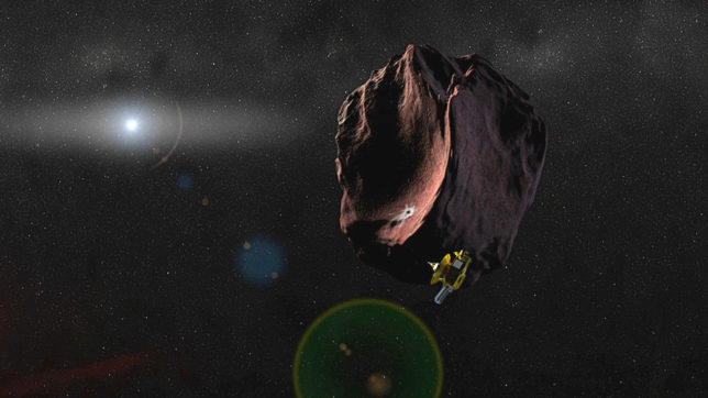 After Pluto, New Horizons will continue its journey deeper into the Kuiper Belt. Image Credit: NASA/JHUAPL/SwRI