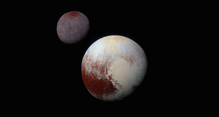 Ancient water world: Tectonics on Pluto's moon Charon ...