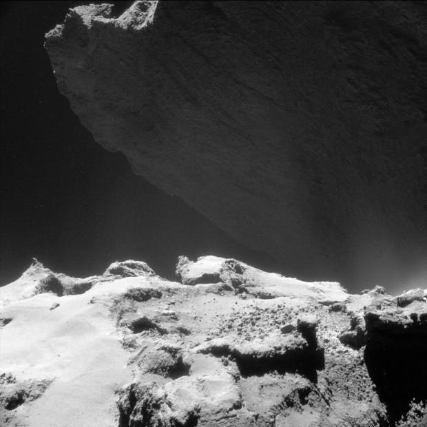 Image Credit: ESA/Rosetta/NAVCAM – CC BY-SA IGO 3.0