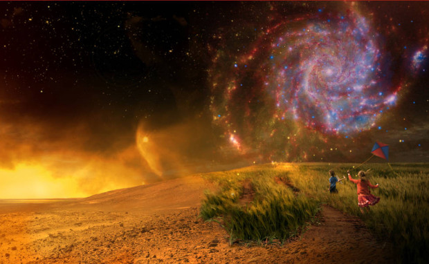 NASA's NExSS collaboration will bring together scientists from diverse backgrounds to help search for evidence of life in other Solar Systems. Image Credit: NASA