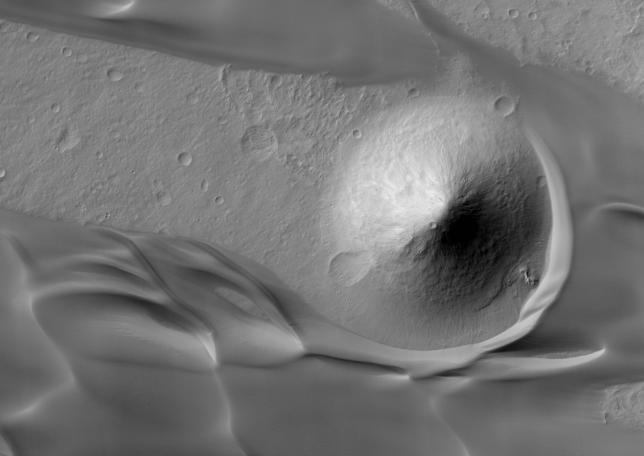 Photo Credit: NASA/JPL/University of Arizona