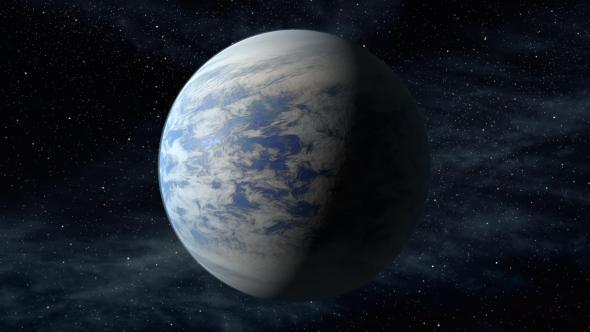 The new techniques being developed will help astronomers study the atmospheres and clouds of many exoplanets in the years to come. Image Credit: NASA/Ames/JPL-Caltech